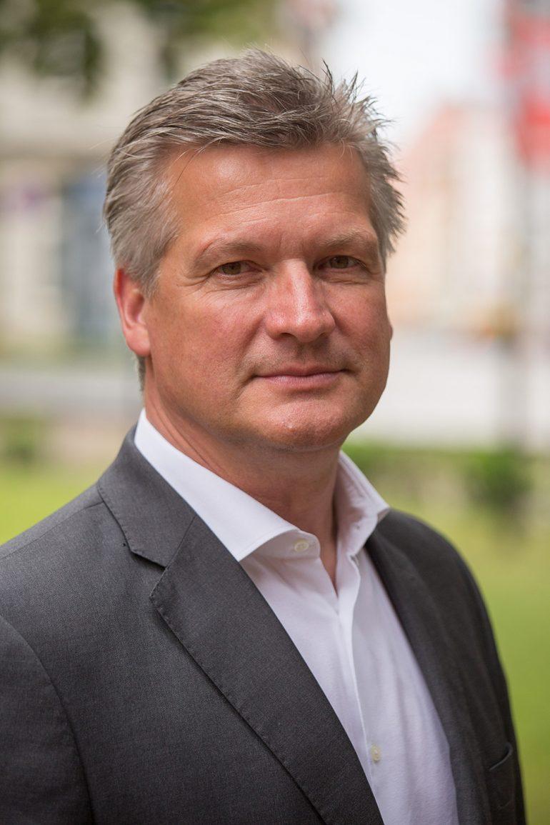 Wolfgang Waldmüller, Kreisvorsitzender