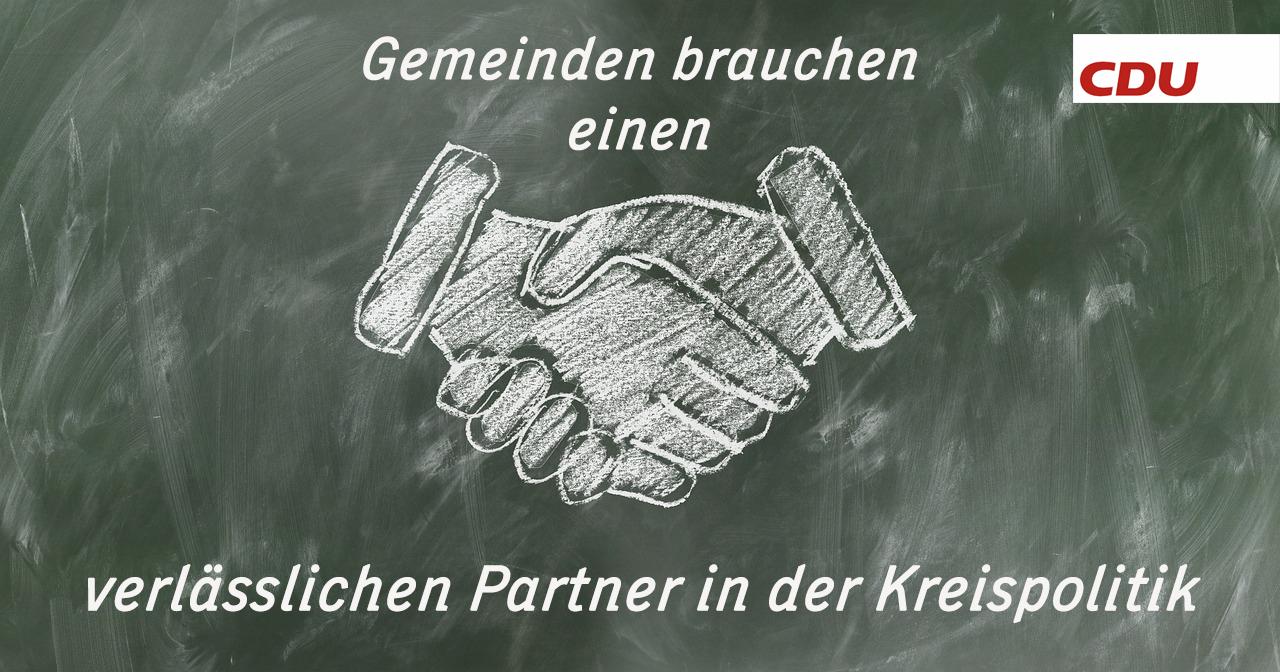 Partner in der Kreispolitik
