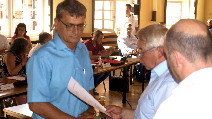 CDU Hagenow stellt Stadtvertreter