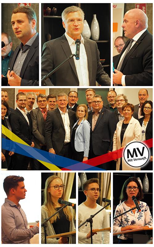 CDU-Kreisparteitag in LUP – Klare Worte von Landeschef Vincent Kokert