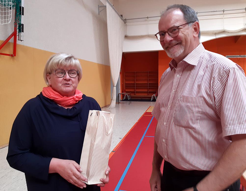 Glückwünsche für neue Bürgermeisterin in Leezen