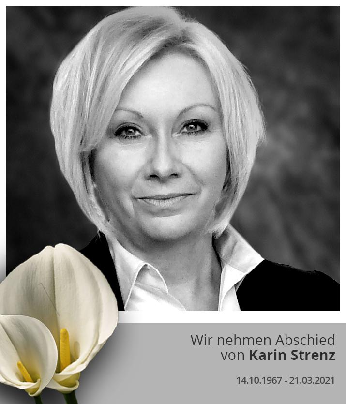 Abschied von Karin Strenz